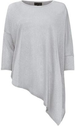 Phase Eight Melinda Shimmer Knitted Jumper