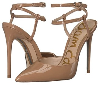 Sam Edelman Deana (New Nude/Black Baby Leopard Brahma Hair/Butter Nappa Leather) Women's Shoes
