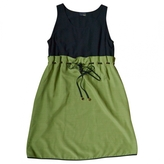 Fendi Green Viscose Dress