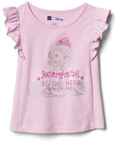 Gap babyGap | Disney Baby Princess glitter flutter tee