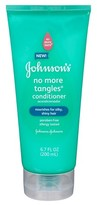 Johnson & Johnson Johnson's No More Tangles Conditioner - 6.7oz