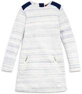 7 For All Mankind Girls' Faint Stripe Shift Dress - Sizes 7-16