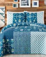 Jessica Simpson Jessican Simpson Murano Glass Cotton King Quilt