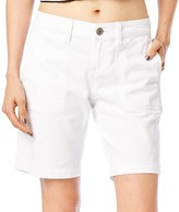 SUPPLIES BY UNION BAY Supplies By Unionbay Women's Supplies by Unionbay Twill Bermuda Shorts