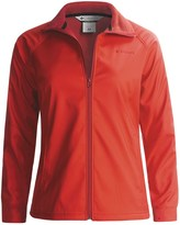 Columbia Lady Ace II Soft Shell Jacket (For Plus Size Women)