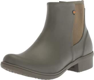 Bogs Women's Auburn Slip ON Boot Rubber Rain