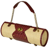 Picnic at Ascot Wine Carrier and Purse
