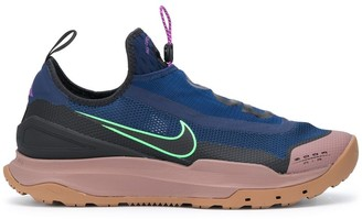 Nike Lace-Up Low-Top Sneakers
