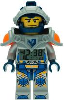 Lego Nexo Knight Clay Clock