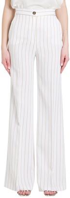 Liu Jo Liu-Jo Flared And Striped Trousers