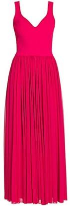 Alexander McQueen Barb Midi Dress