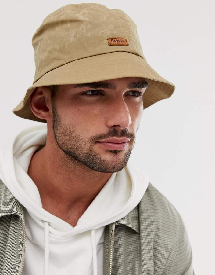 886aecdfe Irvine wax bucket hat in khaki
