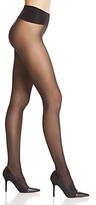 Hue Mini Diamond Sheer Control Top Tights