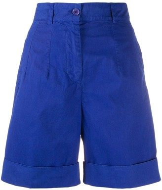 Aspesi high-waisted Bermuda shorts
