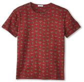 Dolce & Gabbana Crown Print Short Sleeve T-Shirt (Big Kids)