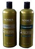 Nexxus Shampoo & Conditioner Sheer Frizz Resistance 25 oz