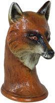 One Kings Lane Vintage Hand-Painted Fox Head Bottle Opener