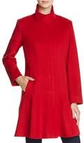 Sofia Cashmere Princess Seam Wool & Cashmere Coat