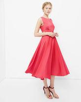 LYXA Cutout midi dress