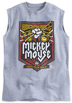 Disney Mickey Mouse Rock 'n Roller Coaster Sleeveless Tee for Boys