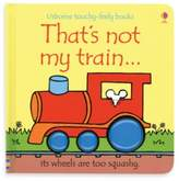 Bed Bath & Beyond Usborne That's Not My Train Touchy-Feely Board Book