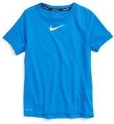 Nike Boy's Tailwind Dri-Fit T-Shirt