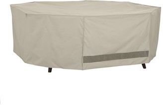Pottery Barn Outdoor Round & Square Dining Table & Chair Set Cover