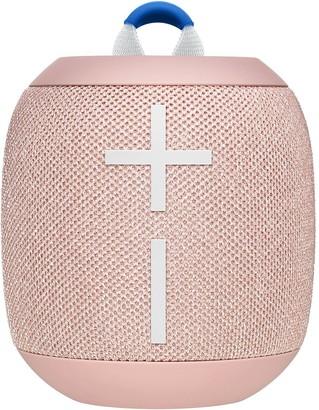 Ultimate Ears Wonderboom 2 Bluetooth Speaker - Big Bass 360 Sound, Waterproof / Dustproof Ip67, Floatable, 100 Ft Range, Pink