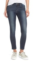 Articles of Society Women's Carly Release Hem Crop Skinny Jeans