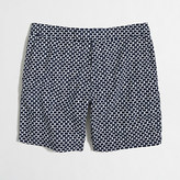 "J.Crew Factory 7"" Tab Swim Short In Honeycomb"
