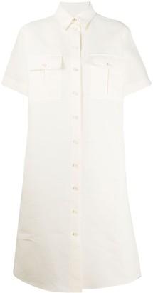 Jil Sander Oversized Shirt Dress