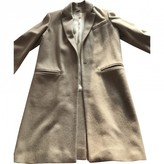 Joseph Beige Wool Coats