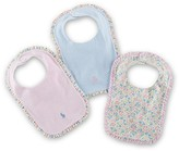 Ralph Lauren Infant Girls' Ruffled Bibs