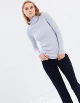 Sportscraft Joan Side Button Knit