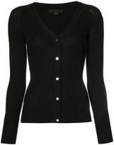 Alexander Wang knitted cardigan - women - Cotton - XS