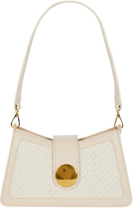 Elleme Baguette Leather Shoulder Bag