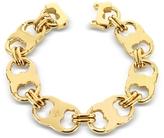 Tory Burch Gemini Gold Tone Link Bracelet
