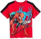 Nannette Little Boys' Spider-Man T-Shirt