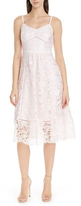 Ted Baker Valens Lace Midi Dress