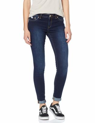Superdry Women's Alexia Jegging Slim Jeans (Rinse Blue Q) 25W / 32L