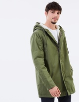 Sherpa Army Trench