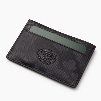 Roots Card Holder Camo