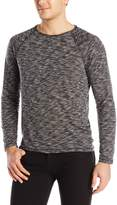 John Varvatos Men's Long Sleeve Crew