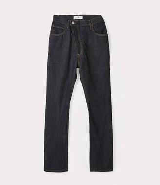 Vivienne Westwood Asymmetric Jeans Indigo