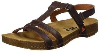 Art 0946 Memphis I Breathe, Women's Ankle Strap Sandals,(39 EU)
