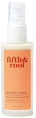 FIFTH ROOT fifth & root Second Nature Calming Facial Moisturizer