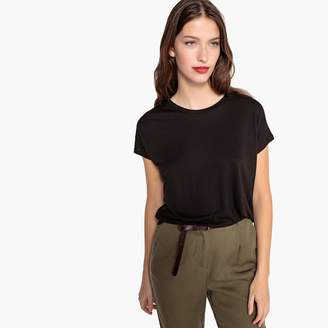 La Redoute Collections Loose Fit Short-Sleeved T-Shirt