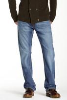 True Religion Flap Pocket Straight Leg Jean