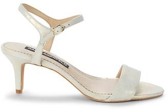 Karl Lagerfeld Paris Demas Ankle Strap Heel