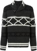 Fay hooded jumper